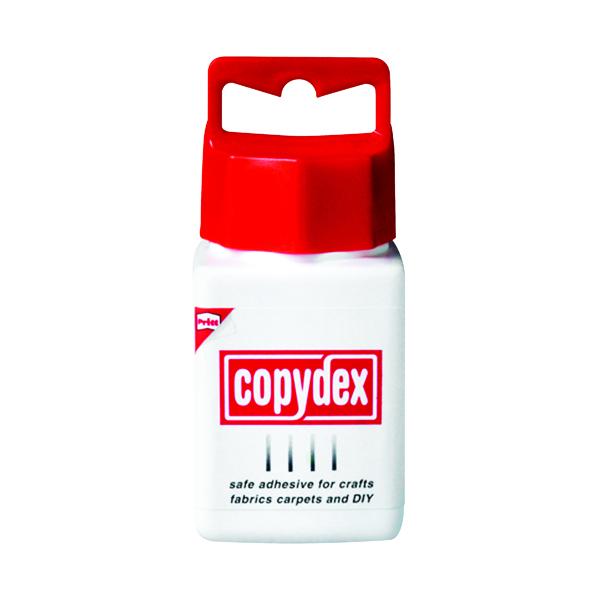 Latex Glue Copydex White Latex Adhesive 125ml 260920