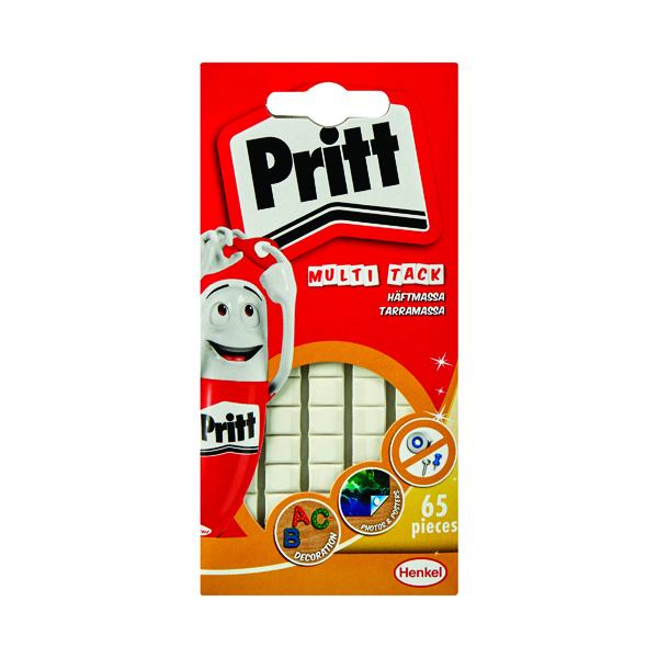 Tack Pritt Multi Tack Squares White (1560 Pack) 1444963
