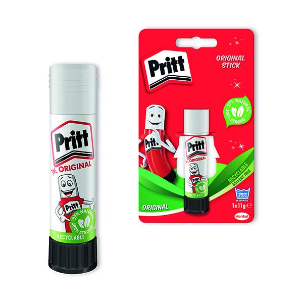 Pritt Stick 11g Blister Card (12 Pack) 1456073