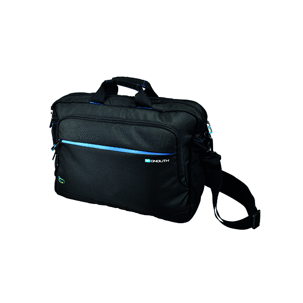 Briefcases & Luggage Monolith Blue Line 15.6 Inch Laptop Hybrid Briefcase/Backpack 3313