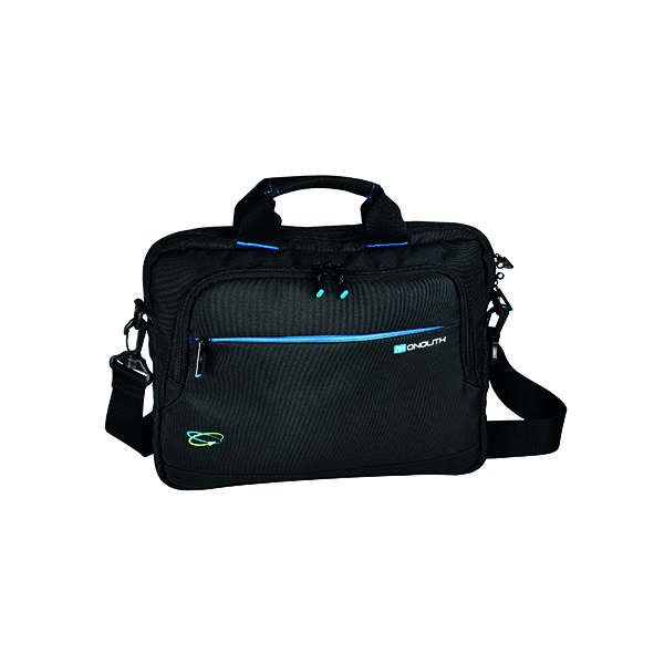 Briefcases & Luggage Monolith Blue Line 13 Inch Chromebook Tablet Briefcase 3315