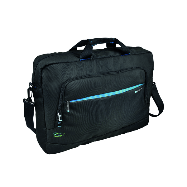 Case Monolith Blue Line 17.2 Inch Laptop Briefcase 3316