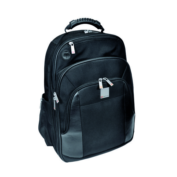 Bags & Cases Monolith Executive Laptop Backpack W330 x D210 x H450mm Black 3012