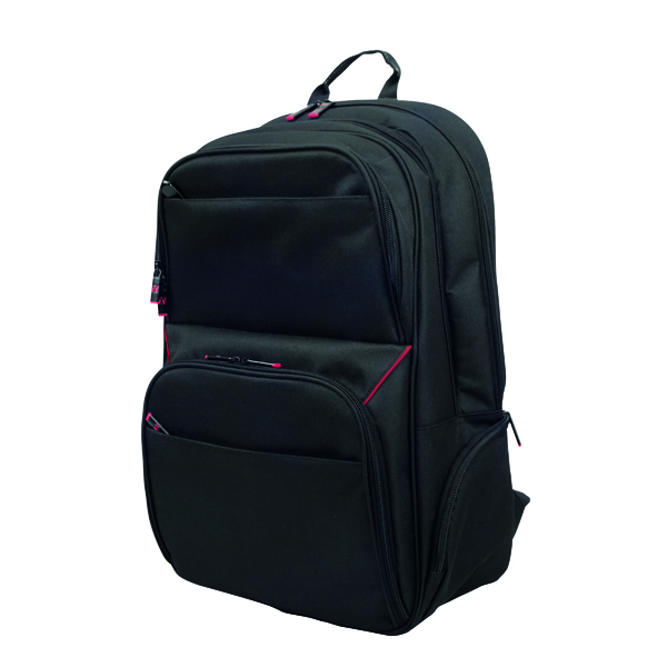 Bags & Cases Monolith Lightweight Laptop Backpack W345 x D170 x H350mm Black 3205