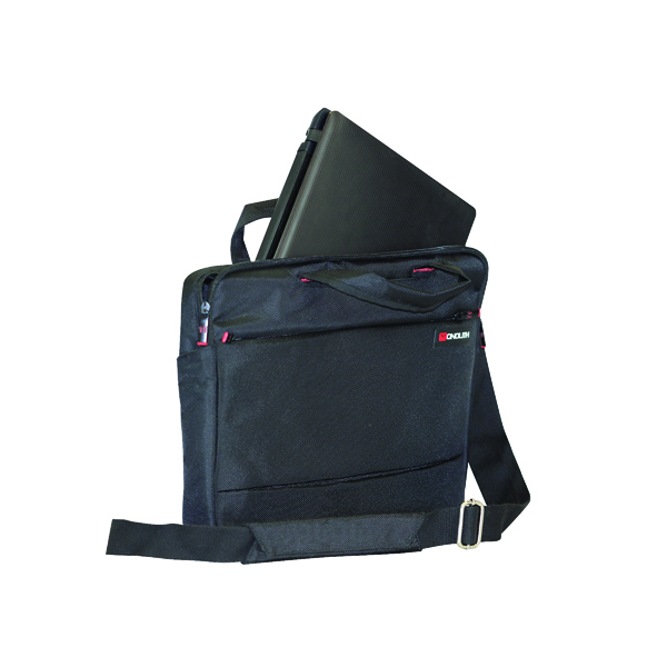 Monolith Slim Laptop Case Black 3201