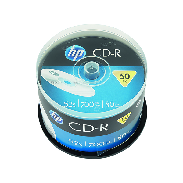 CD HP CD-R 52X 700MB Spindle (50 Pack) 69307