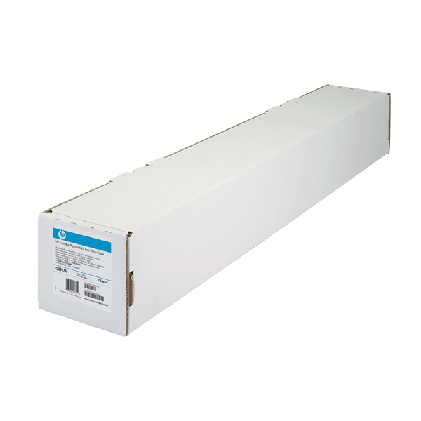 HP White Heavyweight 914mm Coated Paper Roll C6030C