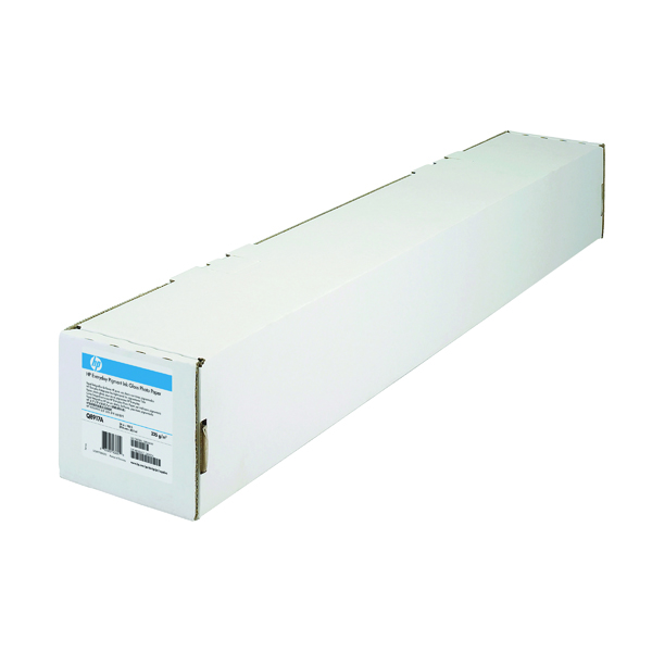 HP Bright White Inkjet Paper 610mm x 45m 90gsm C6035A