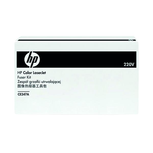 Hewlett Packard HP Col Laserjet 220V Fuser Kit CE247A CE247A