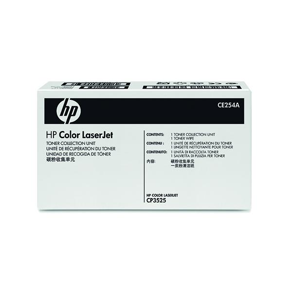 Unspecified HP Colour Laserjet Toner Collection Unit CE254A