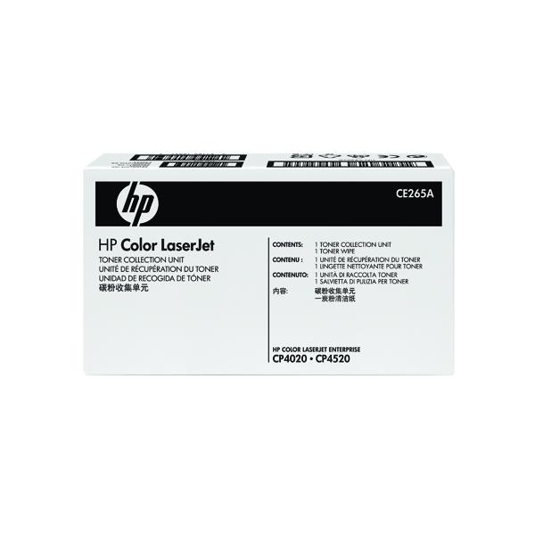 Unspecified HP Colour LaserJet Toner Collection Unit CE265A