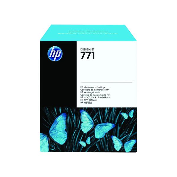HP 771 Design Jet Maintenance Cartridge CH644A