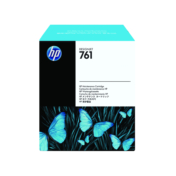Unspecified HP 761 Design Jet Maintenance Cartridge CH649A