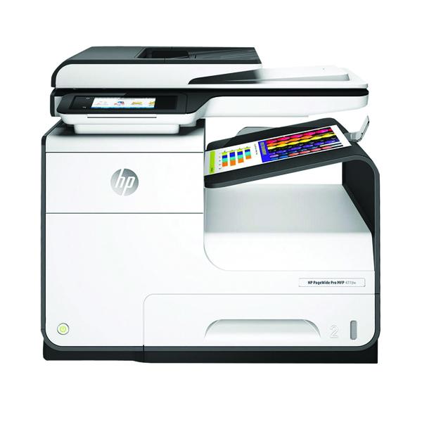 Inkjet Printers HP Pagewide Pro Multifunction 477DW Printer HPD3Q20B