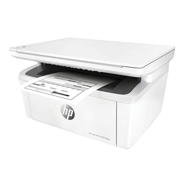 Laser Printers HP LaserJet Pro M28a MFP W2G54A