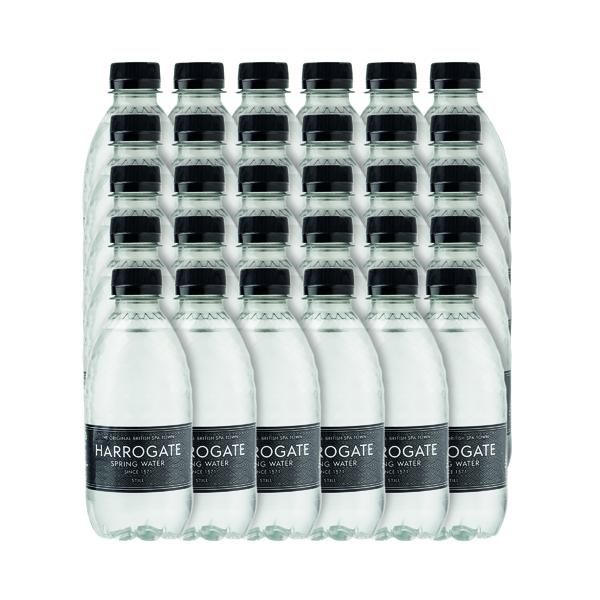 Cold Drinks Harrogate Still Spring Water 330ml Plastic Bottle (30 Pack) P330301S