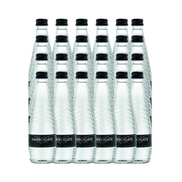 Cold Drinks Harrogate Still Spring Water 330ml Glass Bottle (24 Pack) G330241S