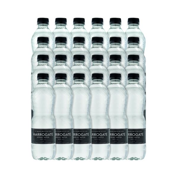 Cold Drinks Harrogate Still Spring Water 500ml Plastic Bottle (24 Pack) P500241S