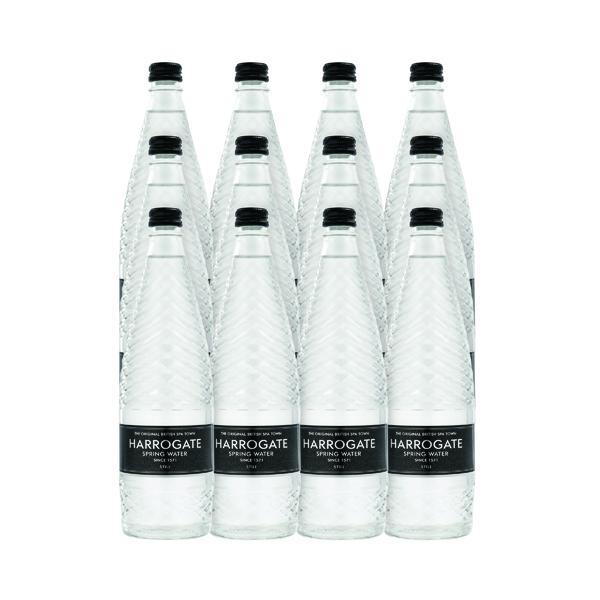 Cold Drinks Harrogate Still Spring Water 750ml Glass Bottle (12 Pack) G330241S