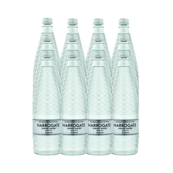 Cold Drinks Harrogate Sparkling Spring Water 750ml (12 Pack) G750122C