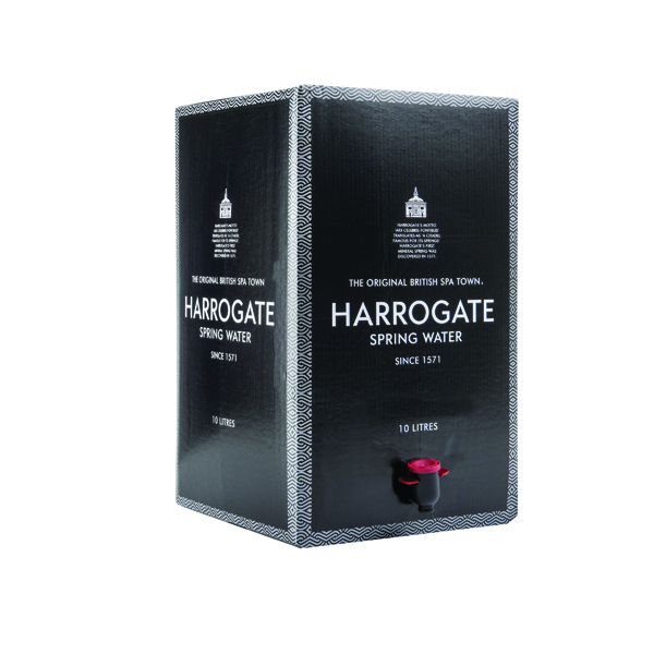 Cold Drinks Harrogate Still Spring Water Bag in a Box 10 Litre BOX1015
