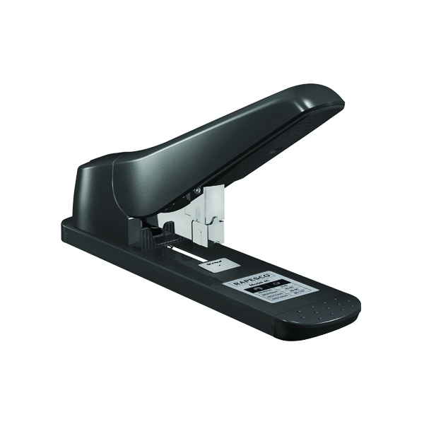 Unspecified Rapesco AV-45 Heavy Duty Stapler Black 1063