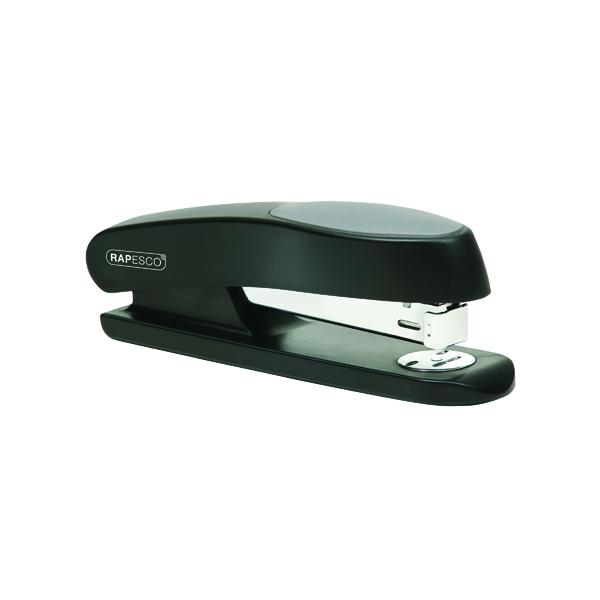 Rapesco Manta Ray Full Strip Stapler Black RR9260B3