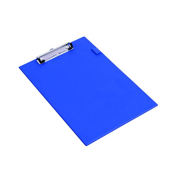 Rapesco Standard Clipboard Foolscap Blue VSTCBOL3