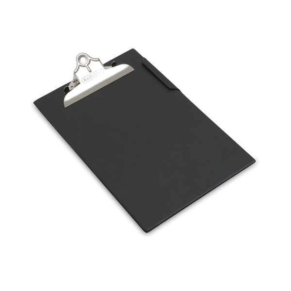 Foolscap (Legal) Rapesco Heavy Duty Clipboard Foolscap Black CD1000B2