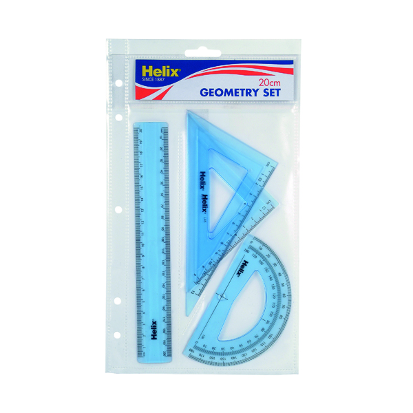 Geometry, etc Helix Geometry 4 Tool Set Q88100