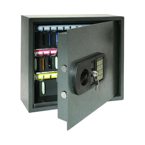 Key Cabinets Helix 60 Key Capacity High Security Key Safe CP9060