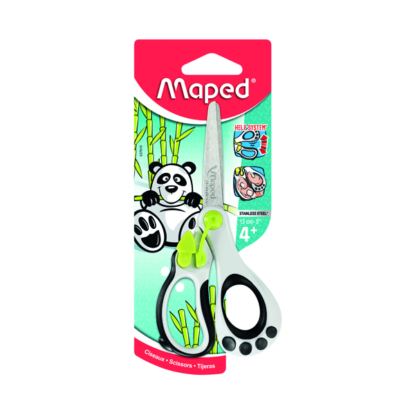 Maped Koopy Scissors 13cm Assorted (12 Pack) 037910