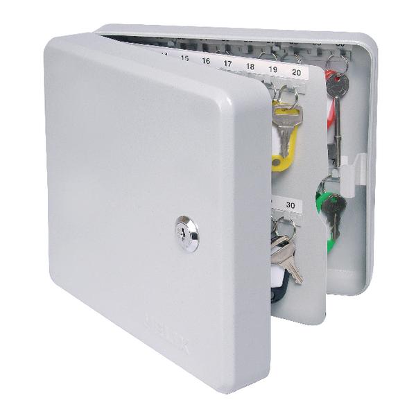 Safes Helix Standard Key Cabinet 70 Key Capacity 520710