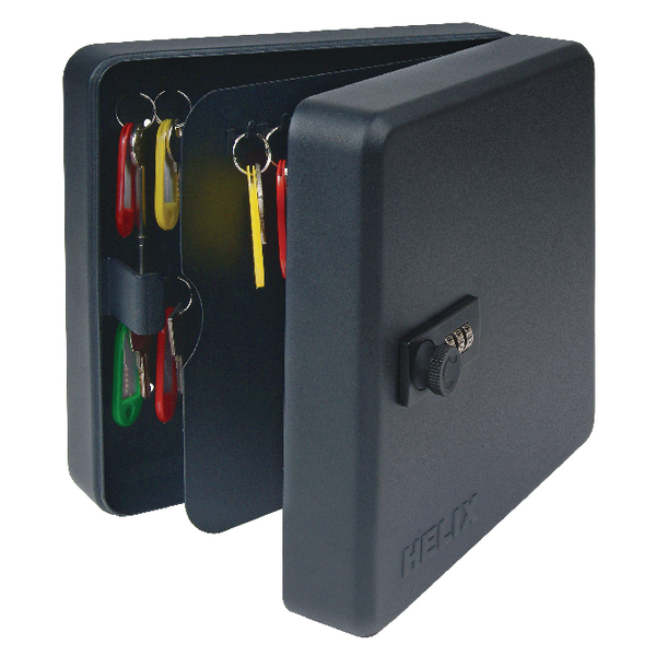 Safes Helix 50 Keys Combination Key Safe 520511