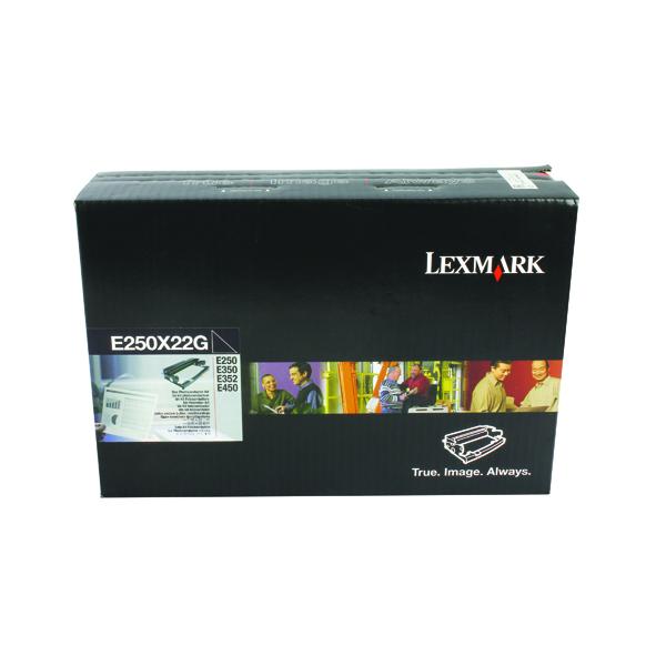Unspecified Lexmark Photoconductor Kit E250DN/ E350D/ E352DN/E450DN E250X22G