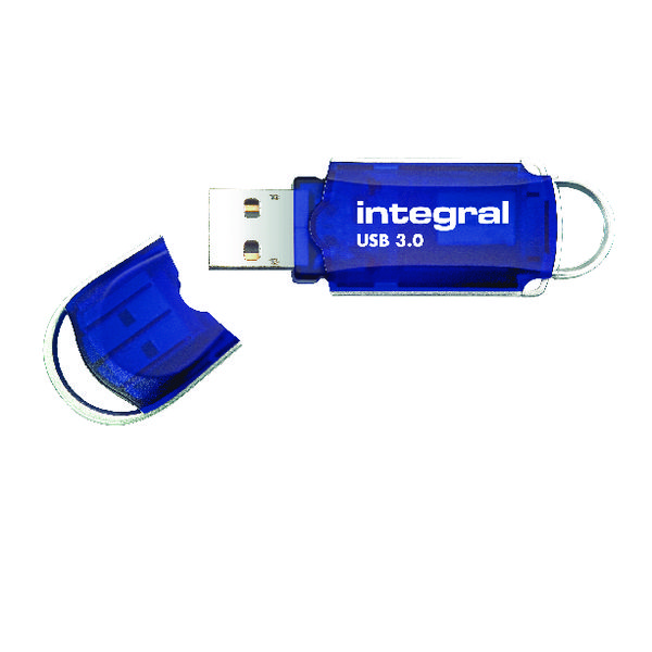 Unspecified Integral Courier Flash Drive USB 3.0 8GB INFD8GBCOU3.0