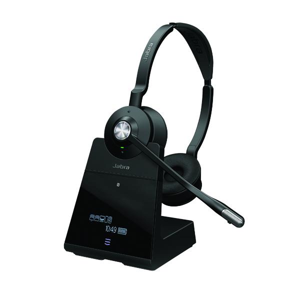 Jabra Engage 65 Stereo Headset Black 9559-553-117