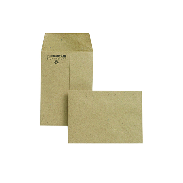 Plain New Guardian Envelope 98x67mm Pocket Gummed 80gsm Manilla (2000 Pack) M24011