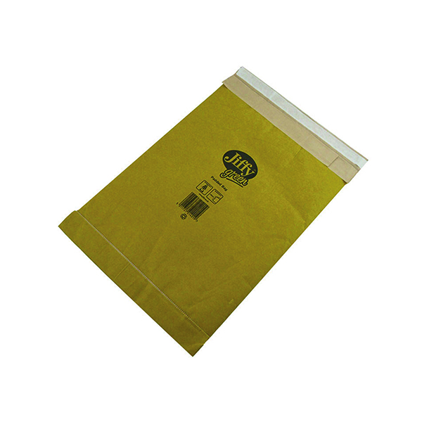 Jiffy Airkraft Bag Size 6 295x458mm Gold PB-6 (10 Pack) JPB-AMP-6-10