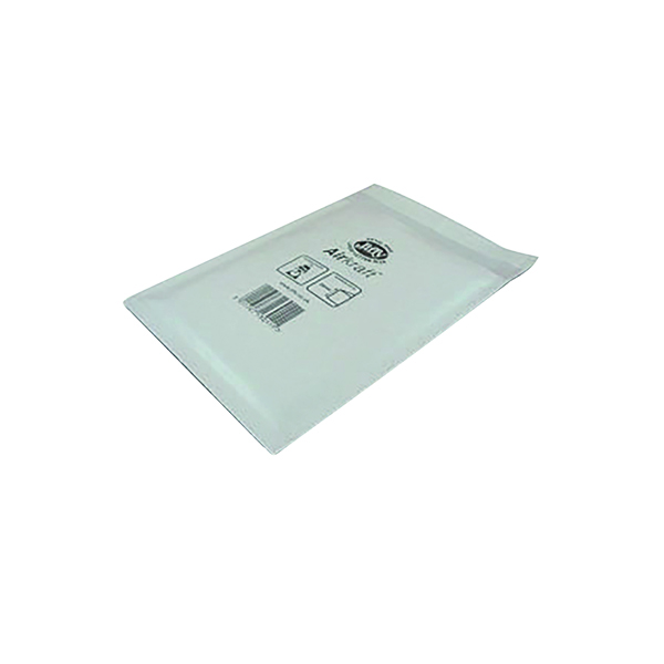 Bubble Jiffy AirKraft Bag Size 6 290x445mm White (50 Pack) JL-6