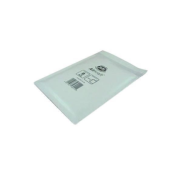 Jiffy AirKraft Bag Size 6 290x445mm White (50 Pack) JL-6
