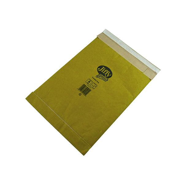 Padded Jiffy Padded Bag Size 3 195x343mm Gold PB-3 (10 Pack) 1217