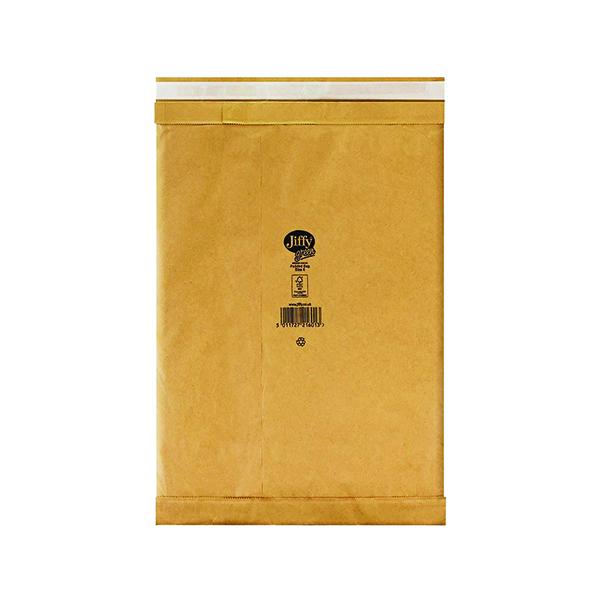 Padded Jiffy Padded Bag Size 6 295x458mm Gold PB-6 (50 Pack) JPB-6