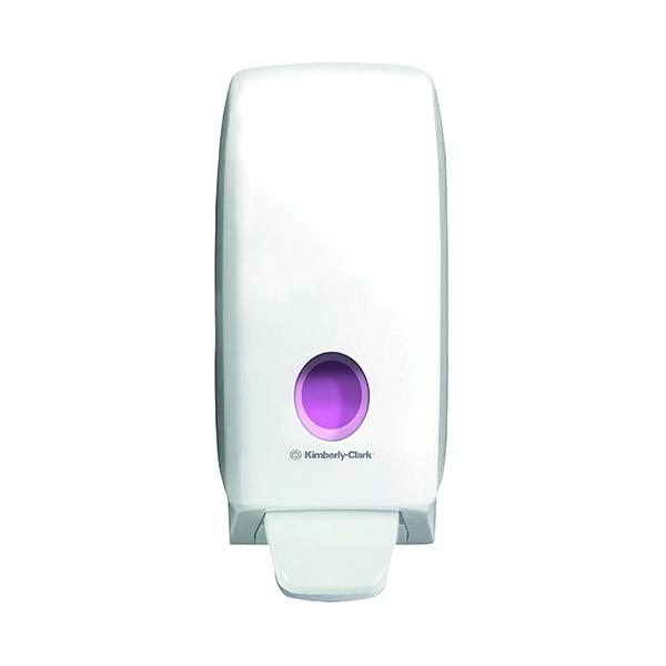 Floor Cleaning Aquarius Foam Sanitiser Dispenser White 6948