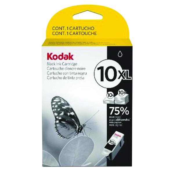 Kodak 10XL Black Inkjet High Yield Cartridge 3949922