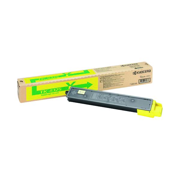 Kyocera Yellow TK-8325Y Toner Cartridge