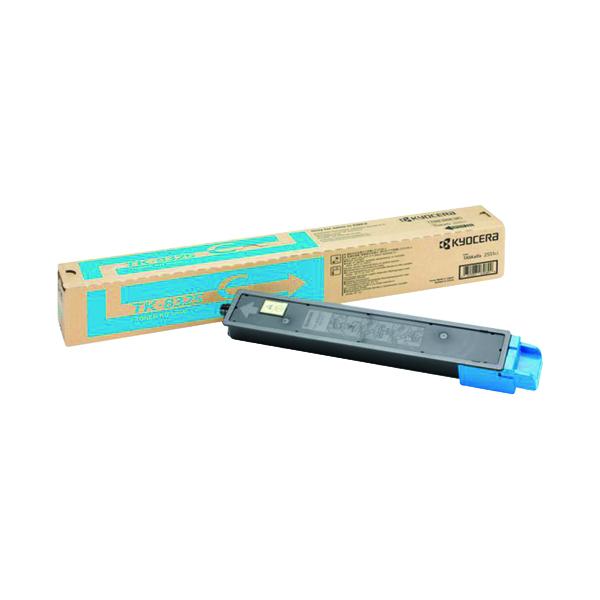 Kyocera Cyan TK-8325C Toner Cartridge