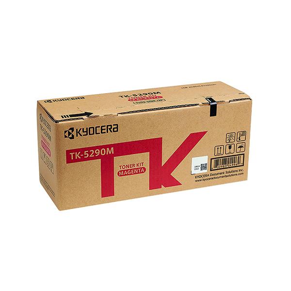 Kyocera Magenta Toner Cartridge for ECOSYS P7240cdn TK-5290M