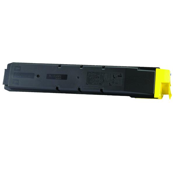 Kyocera Yellow FS-C8600DN FS-C8650DN Toner Cartridge 1T02MNANL0