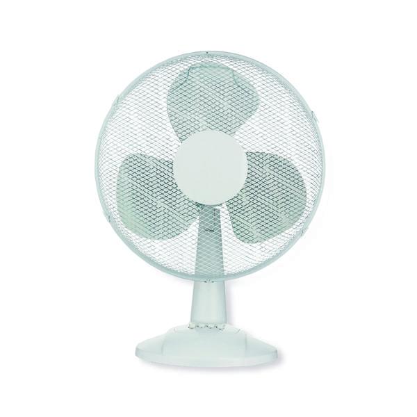 Desk Fans Q-Connect 410mm/16 Inch Desktop Fan KF00403